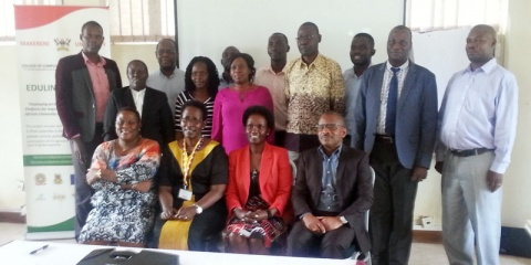 Stakeholders' Engagement workshop on the Electronic Health Data Capturing & Sharing Platform